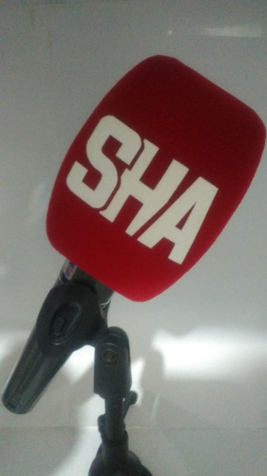 Logolu mikrofon süngeri ve baskılı mikrofon süngeri logolu sünger baskılı sünger (121)