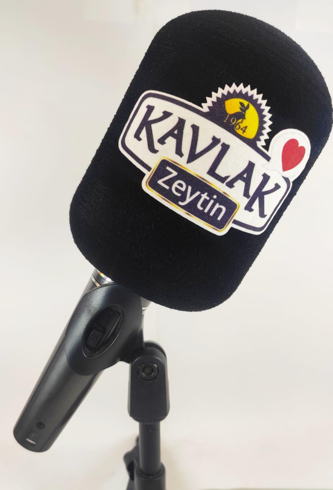 Logolu mikrofon süngeri ve baskılı mikrofon süngeri logolu sünger baskılı sünger (78)