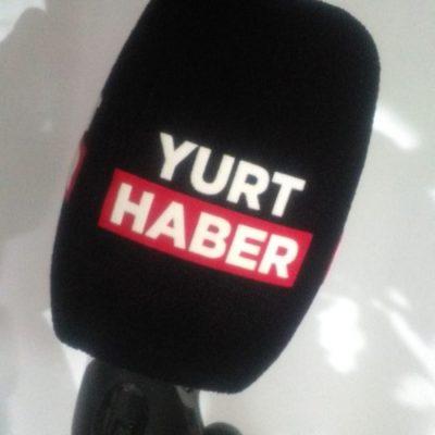 Mikrofon Süngeri Baskı Yurt Haber
