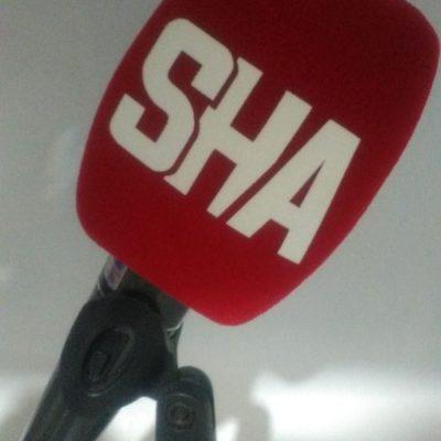 Mikrofon Süngeri Baskı SHA
